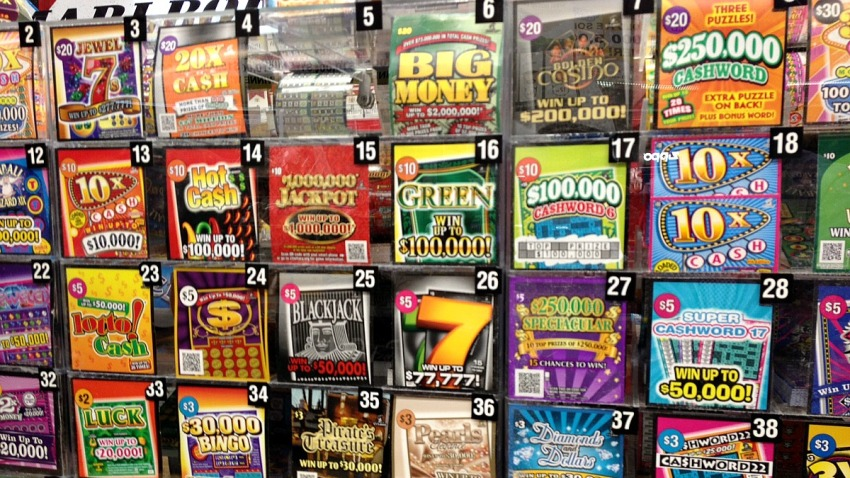 Canadian Scratch Tickets Best Odds