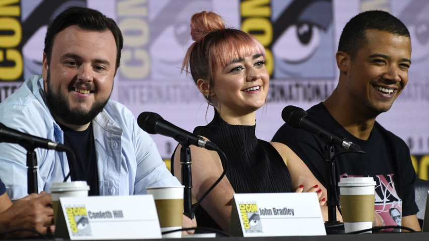 """2019 Comic-Con - """"Game of Thrones"""" Panel"""