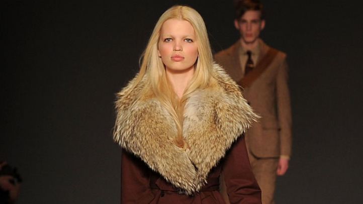 marc jacobs fur collar jacket