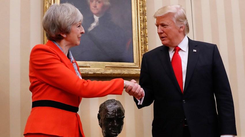 US Trump Britain