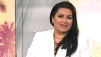 Fun in the 'Sunset' with Mercedes Javid