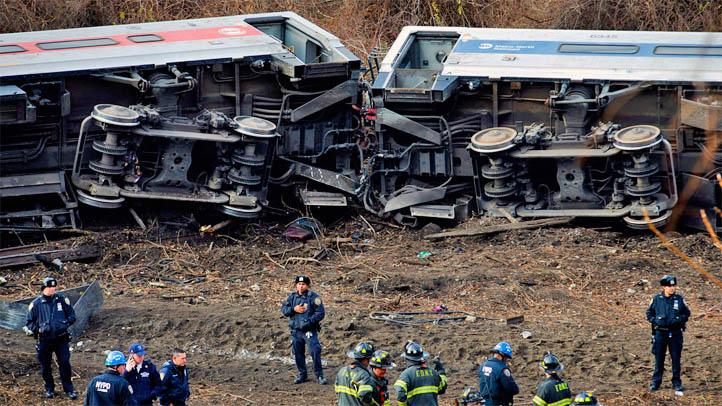 metronorth derailment bronx