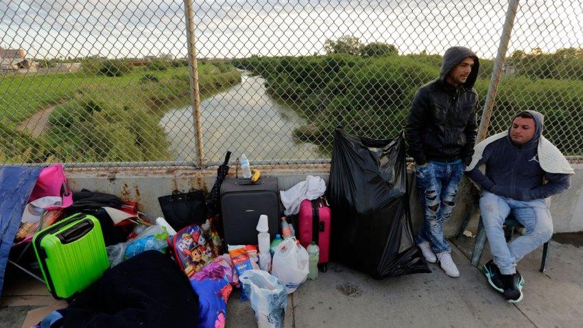 United States Mexico Asylum