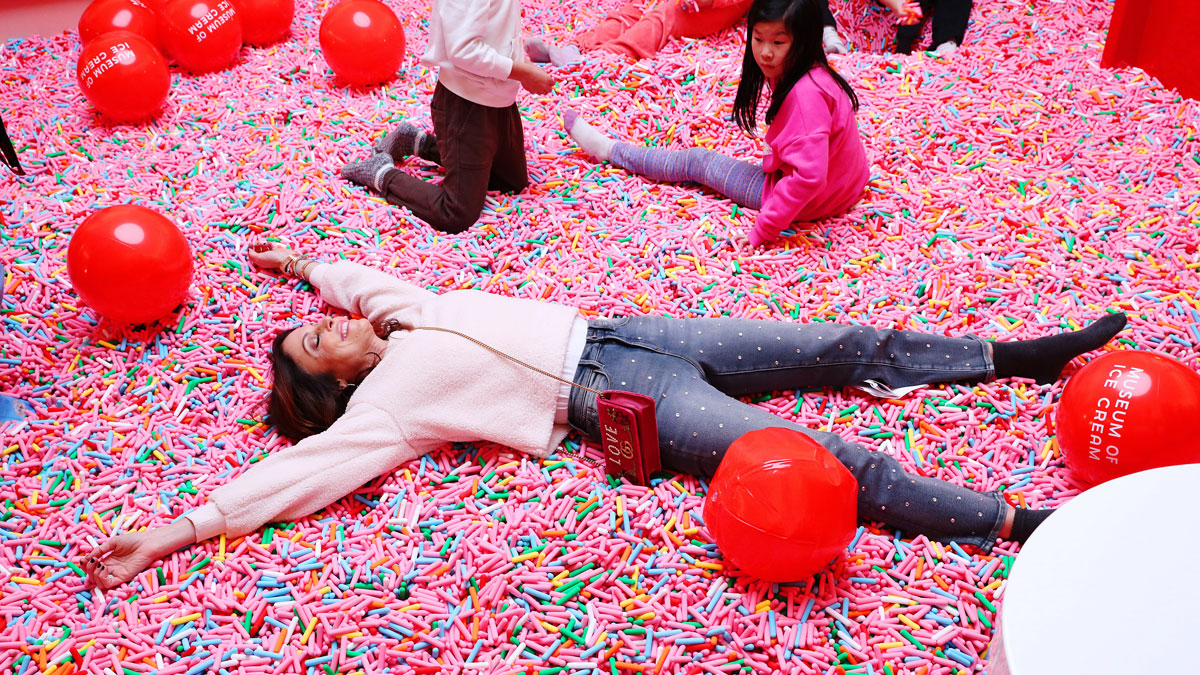 Extra Sprinkles, Please! Museum of Ice Cream Is Here to Stay in NYC