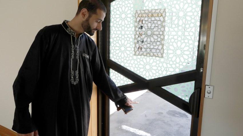 New Zealand Mosque Attack Door