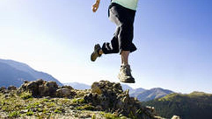 mountain-run