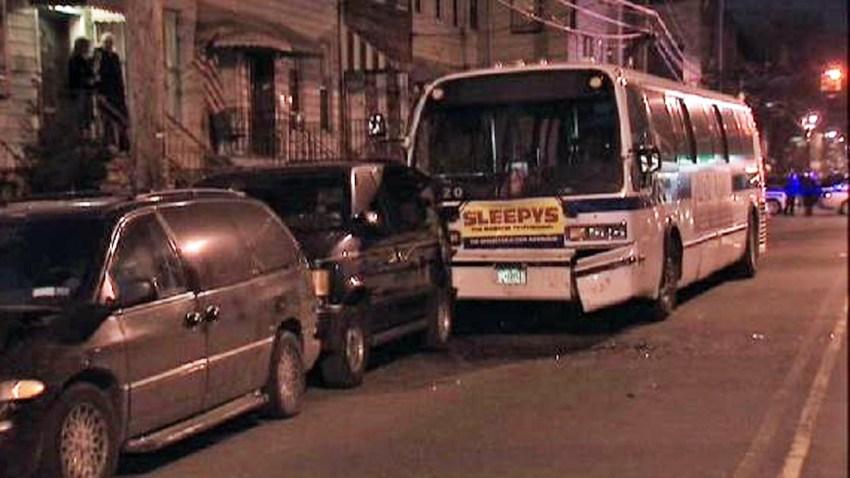 mta bus crash greenpoint