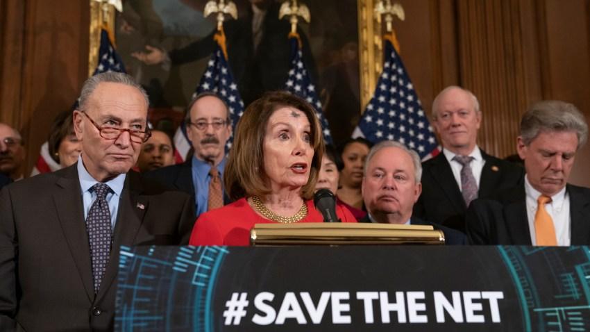 Democrats Net Neutrality