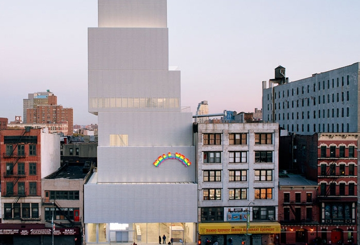 new museum bowery