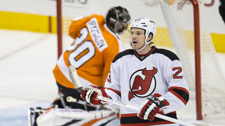 NHL 2013: Devils vs Flyers MAR 15