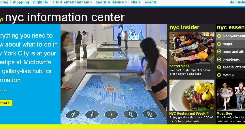 012109 nyc information center