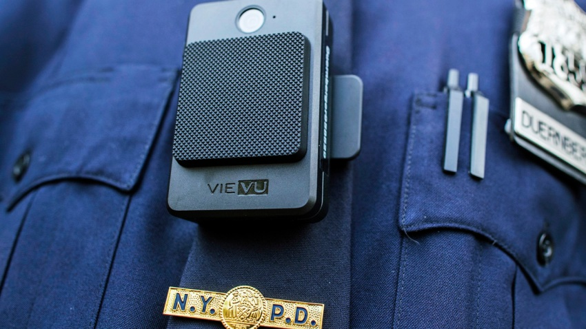 NYPD Body Cameras
