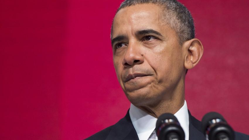 Obama File Photo - November 2015