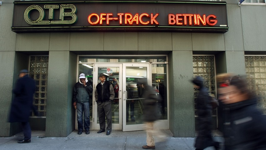 112108 Off-Track Betting