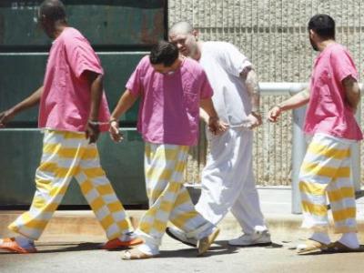 oklahoma prison uniforms