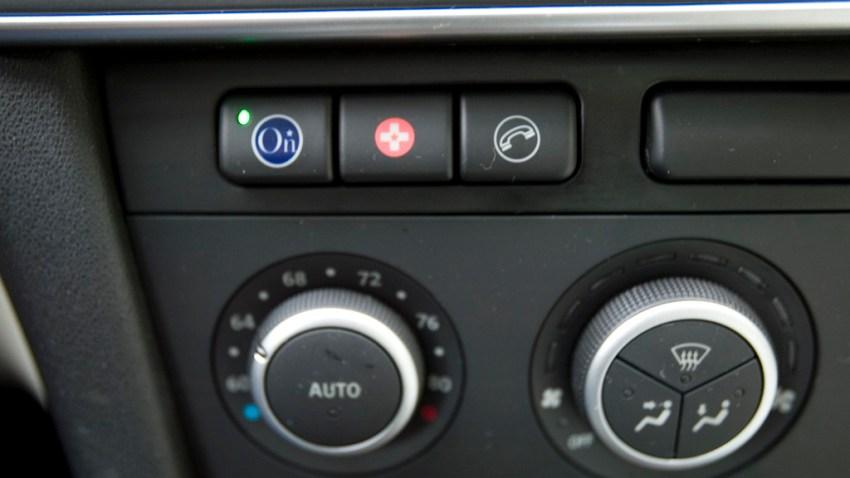 onstar button