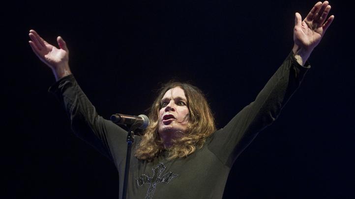 Brazil Ozzy Osbourne