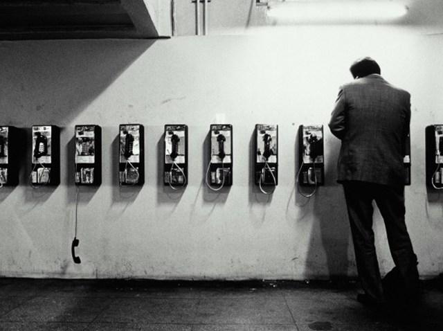 pay-phones