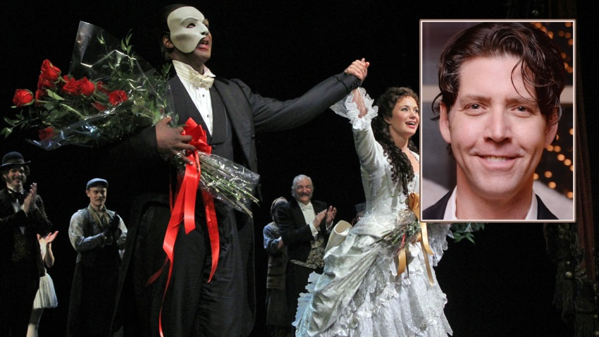 Theater Phantom of the Opera