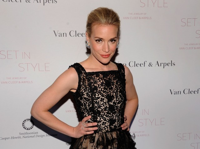 piper perabo ny fashion week 2011