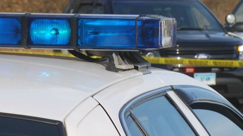 police lights generic crop