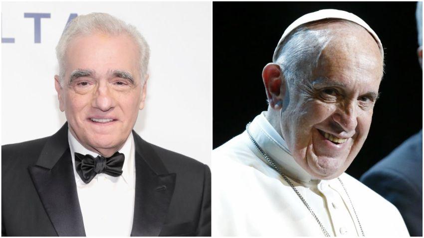 pope scorsese