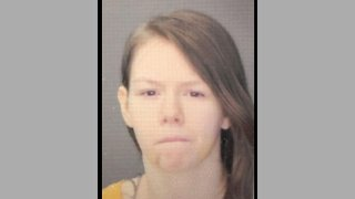 Mugshot of Nicole Layman, 22, of Port Jervis
