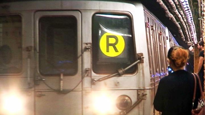 r train closure