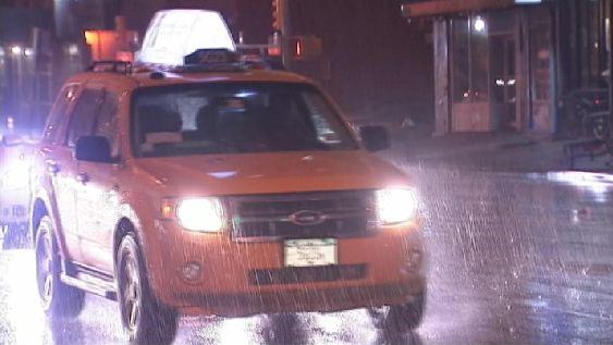 rainy nyc taxi 516