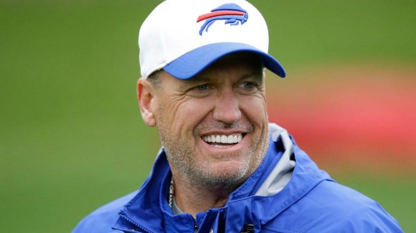 Bills Rex Returns Football