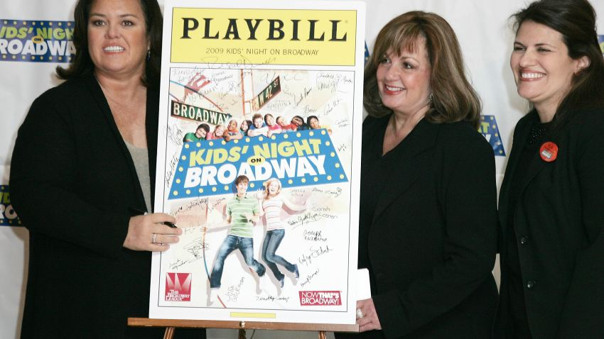 02 17 09 kids on broadway rosie o donnell