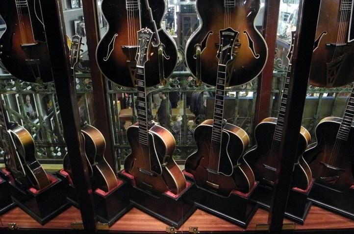 rudys guitars top floor1