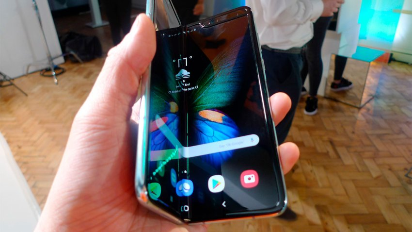 Britain Samsung Galaxy Fold