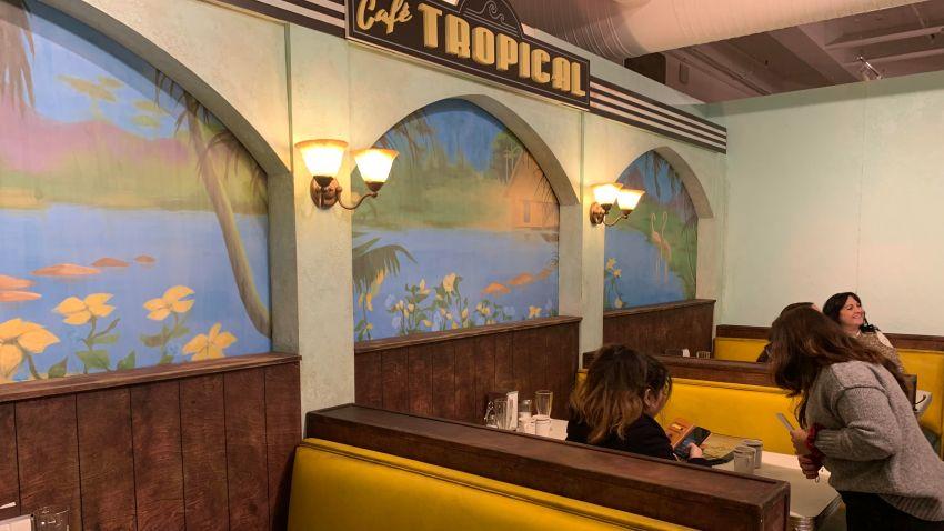 Cafe Tropical from Schitt's Creek