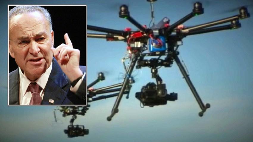 schumer drone