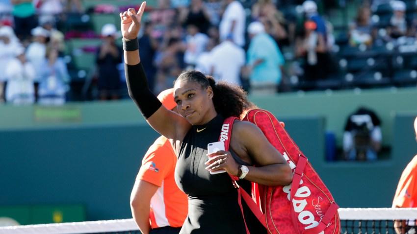 Italian Open Williams Withdraws Tennis