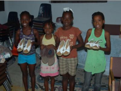 soles4souls haiti
