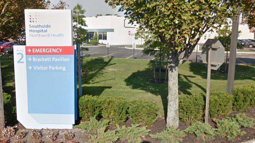 Southside Hospital in Bay Shore, Long Island