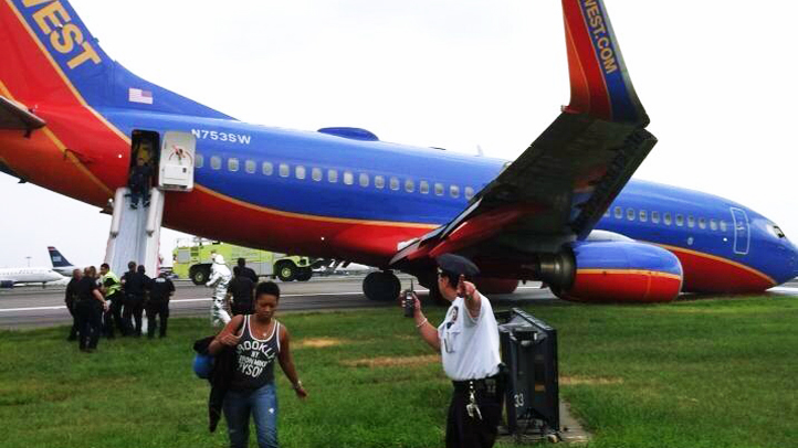 southwest plane lga mattjfriedman