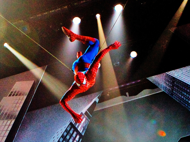 Theater Spider-Man