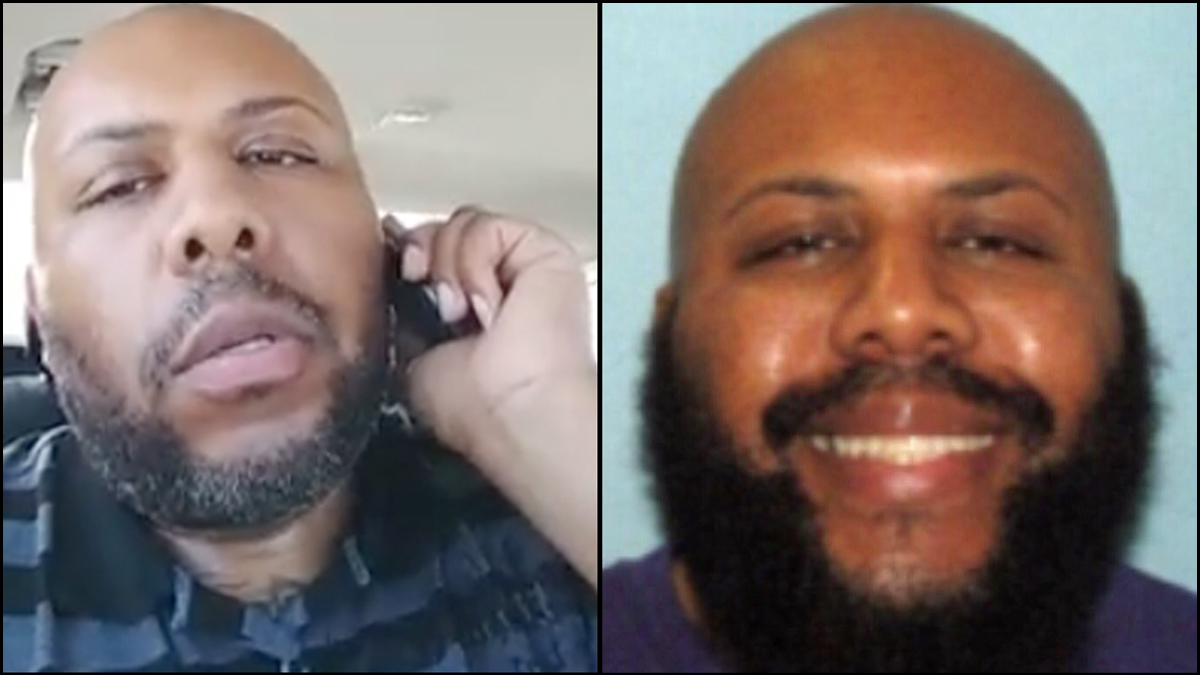 Police: Naked killer appears to have randomly targeted