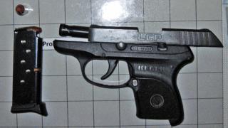Gun Seized Stewart International Airport