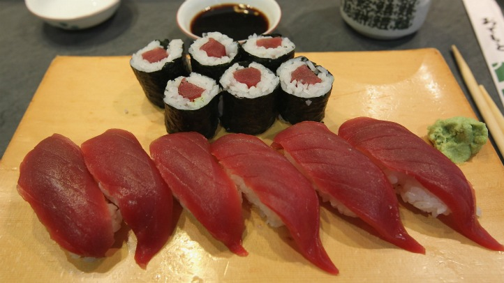 sushi generic