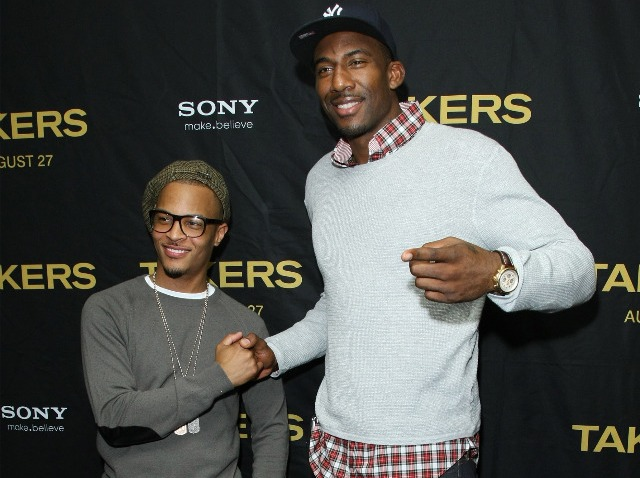 t.i amare takers nyc