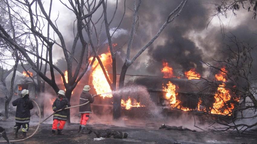 Tanzania Tanker Explosion