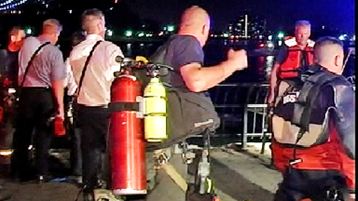 Teenager Pulled From East River Dies Nbc New York