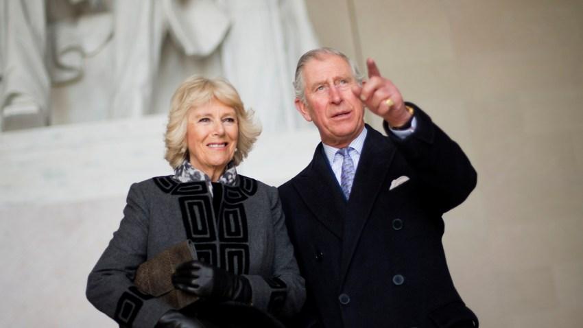 Royal Visit Washington