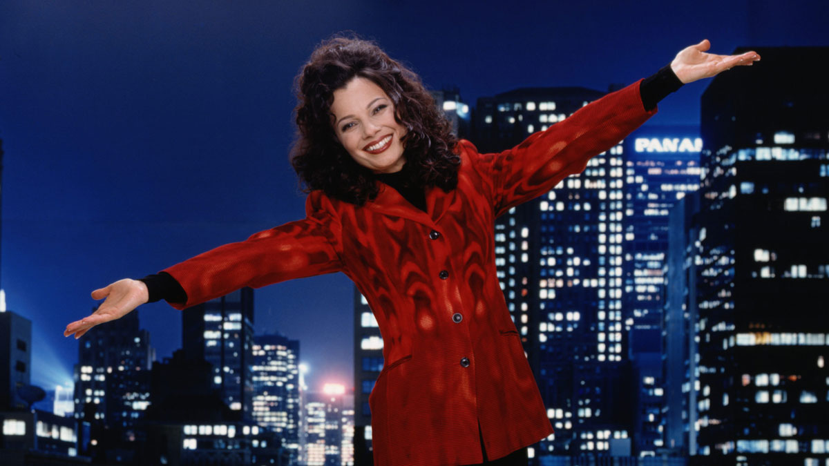 Fran Drescher Teams Up With Rachel Bloom to Create 'The Nanny' Musical