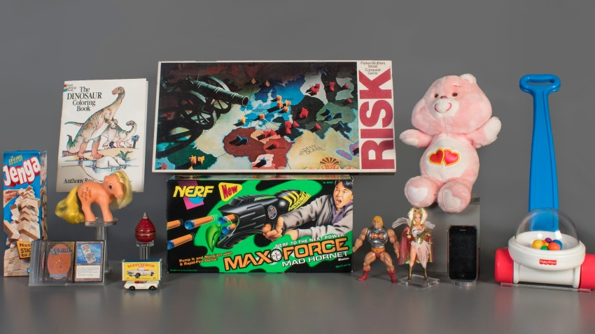 Toy Hall of Fame Finalists