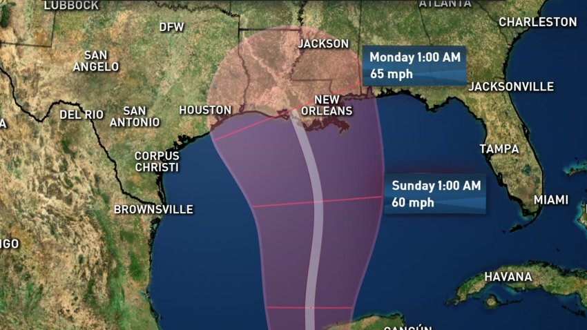 Tropical Storm Cristobal formed in the southern Gulf of Mexico on Tuesday, bringing some flooding to Mexico's southern Gulf coast and threatening more deadly inundations farther inland.